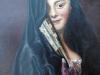 La Dame au voile : Alexander Roslin - XVIIIème