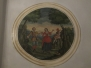 Restauration de peintures murales XVIIIème, Haute-Loire