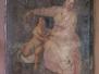Restauration d'une huile sur toile XVIIIeme, Côte d'or