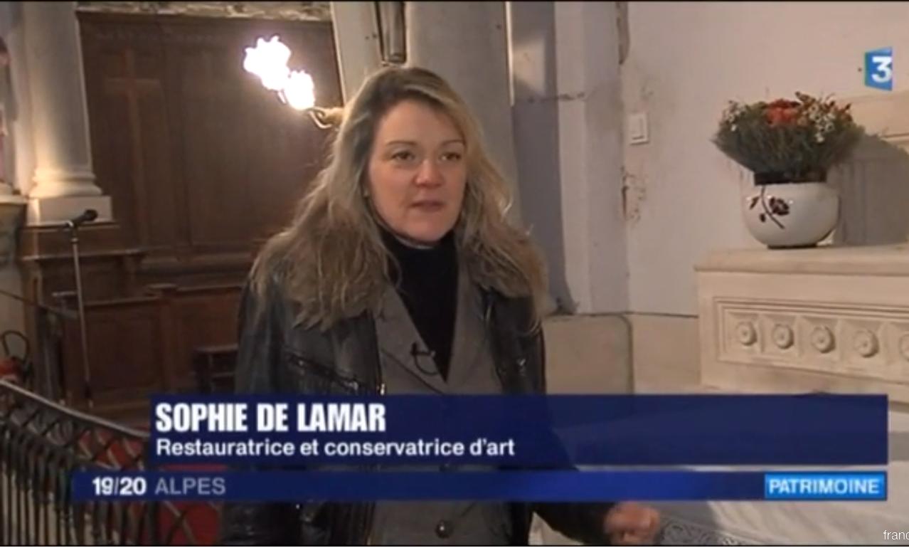 reportage france 3 le 29-01-2015